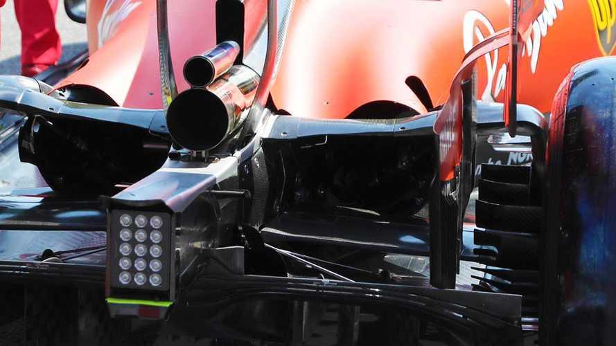 Ferrari F1, a Barcellona il secondo motore e un nuovo olio Shell