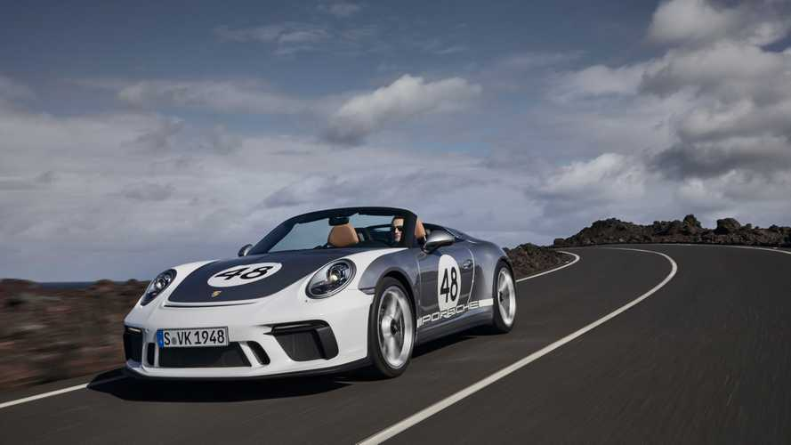Les prix de la Porsche 911 Speedster dévoilés