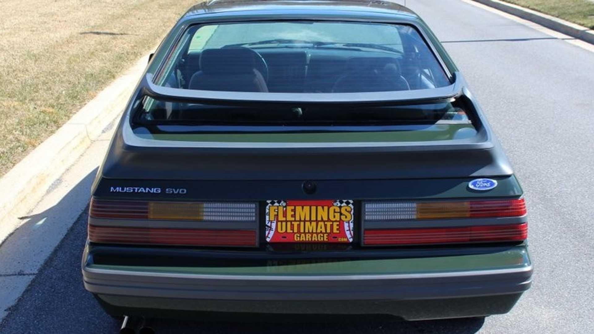 """[""""1985 Ford Mustang SVO Hertz""""]"""