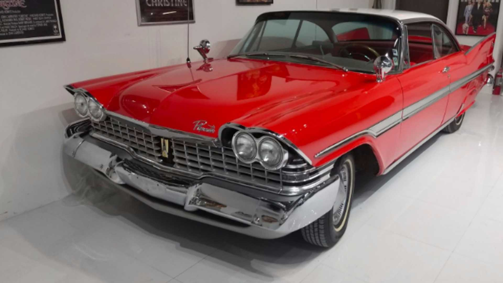 "[""1959 Plymouth Fury""]"