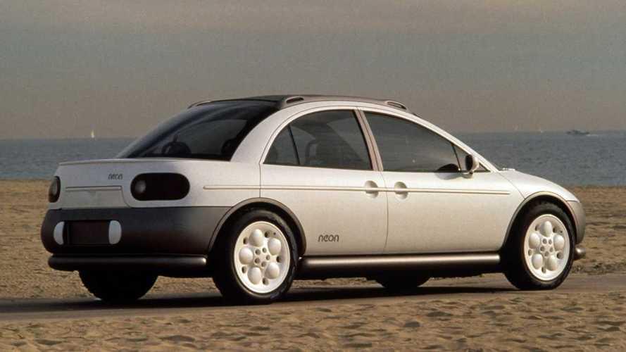 Concept oublié - Dodge Neon Concept (1991)