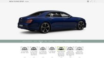 Bentley Flying Spur Configurator