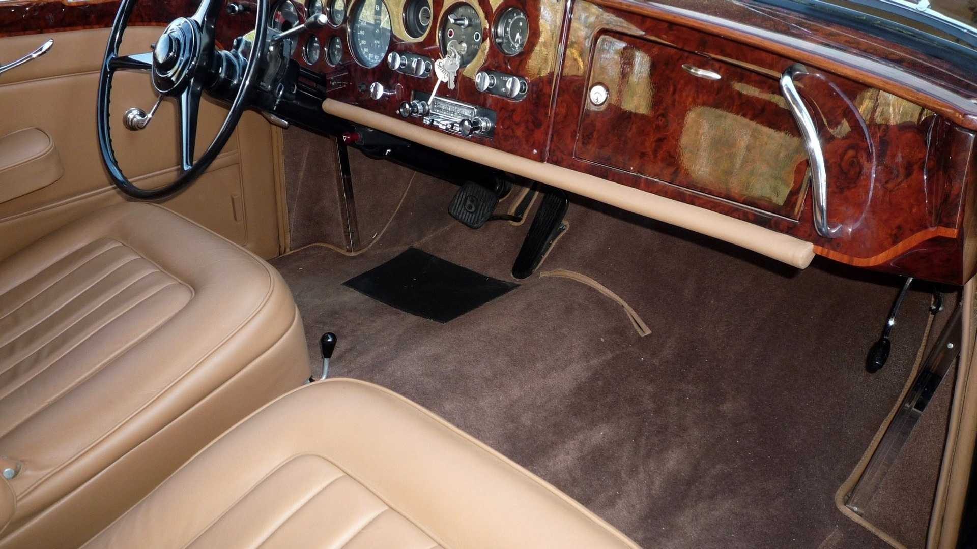 """[""""CFS: 1961 Bentley S2 Continental James Young""""]"""