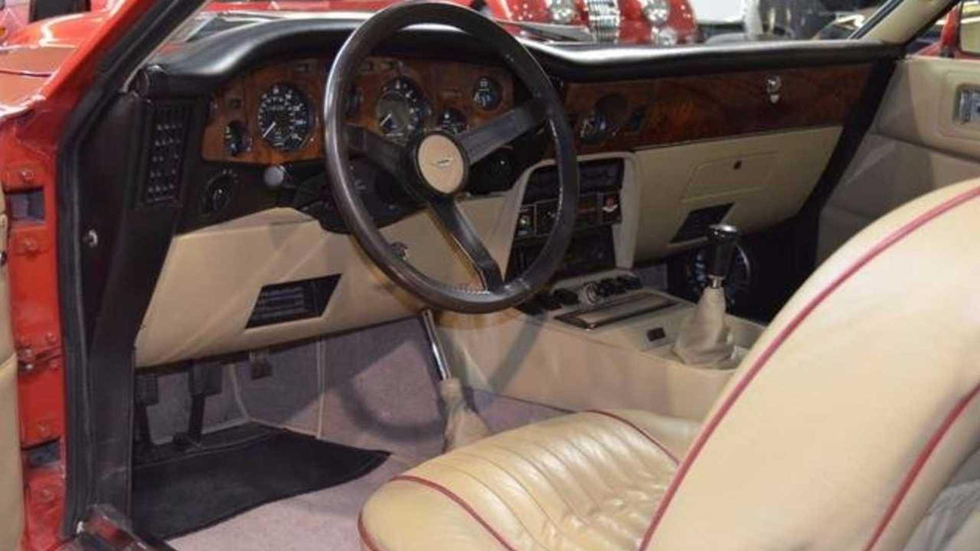 Brutal 1978 Aston Martin V8 Vantage Was Britain S First Supercar