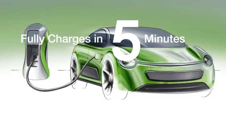 """La batteria che si carica """"in 5 minuti"""" è vicina: ecco il piano"""