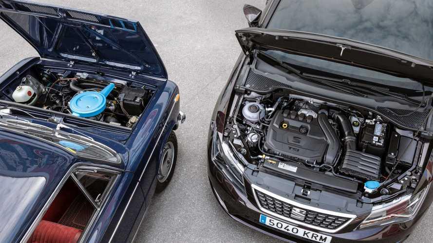 Probamos dos motores de SEAT: el clásico 1430 y el nuevo 1.5 TSI