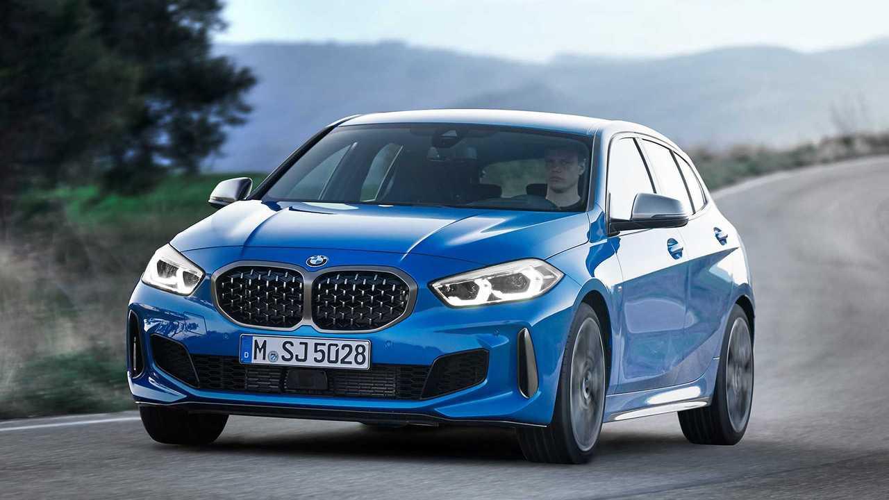 BMW Série 1 - 2020
