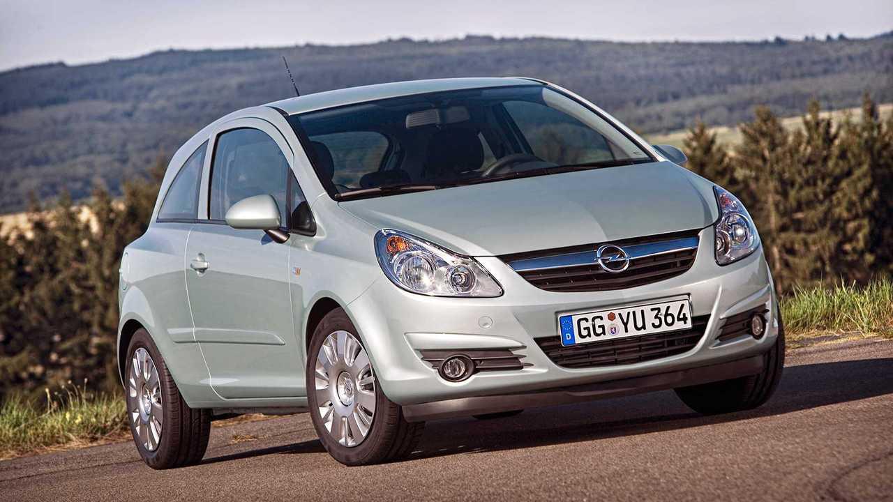Opel Corsa Historie: Corsa D (2006)