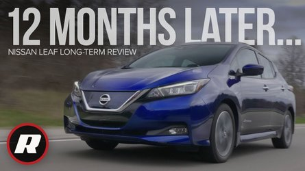 Roadshow Reviews Nissan LEAF After 12-Month Test: Video