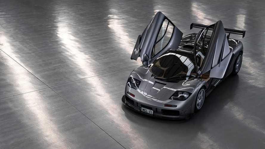 Une McLaren F1 LM a frôlé les 20 millions de dollars à Monterey