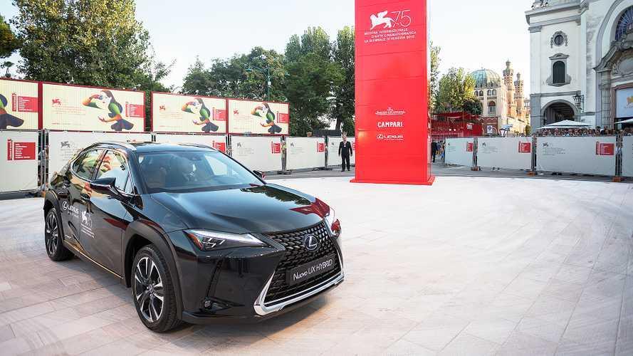 Lexus è alla Mostra del Cinema di Venezia 2019