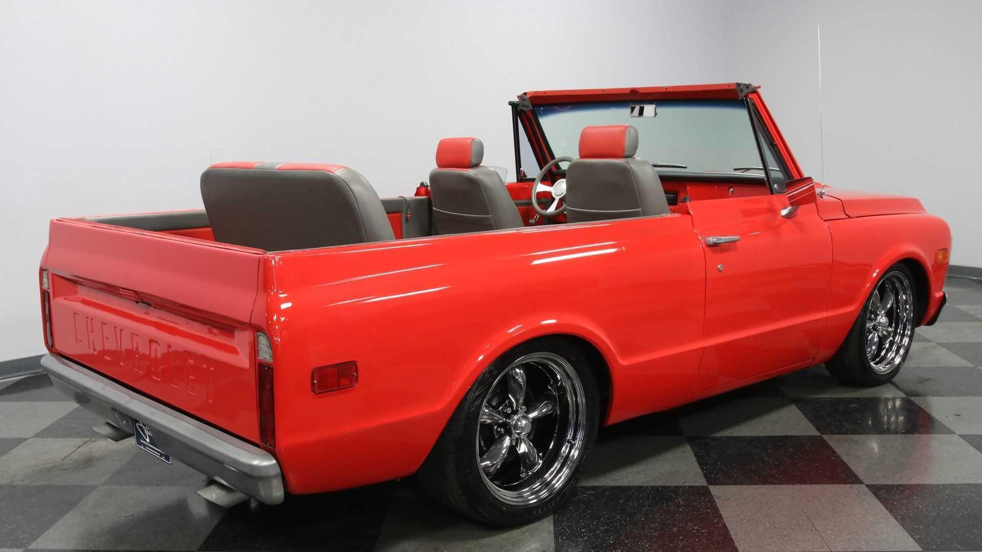 """[""""Restomod 1972 Chevrolet Blazer Will Blow You Away""""]"""