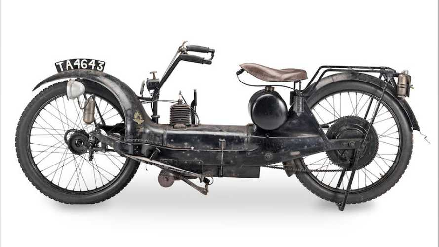 Cycleweird: The Ner-a-Car Is The Bike That Could Have Been