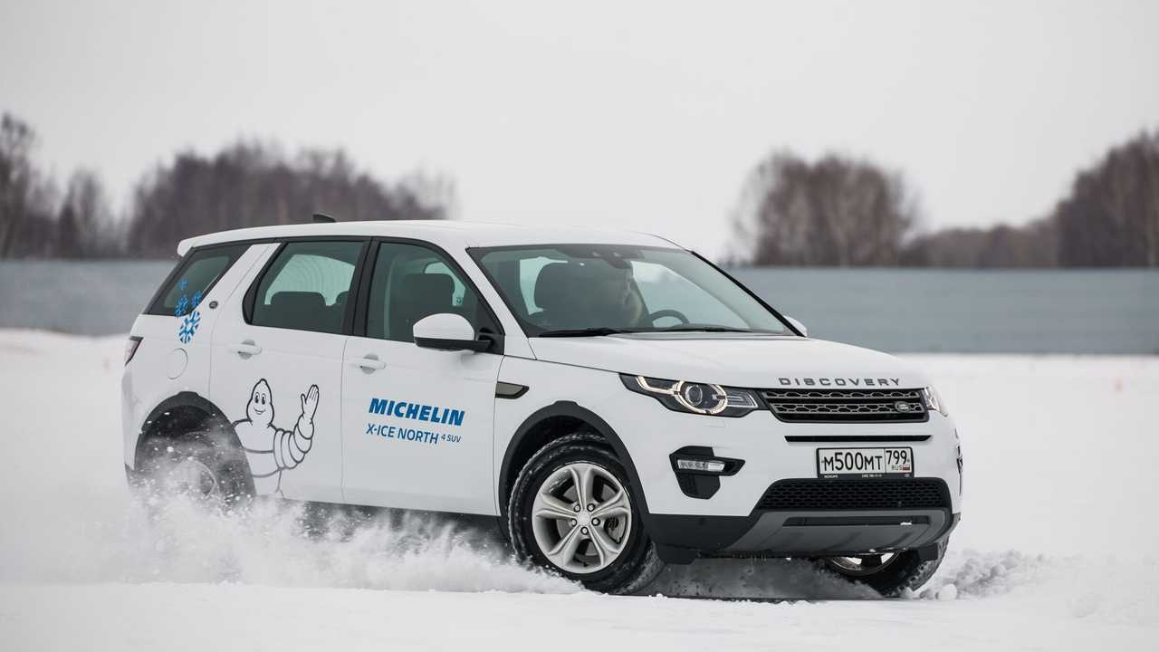 Michelin X-Ice North 4 SUV NRing