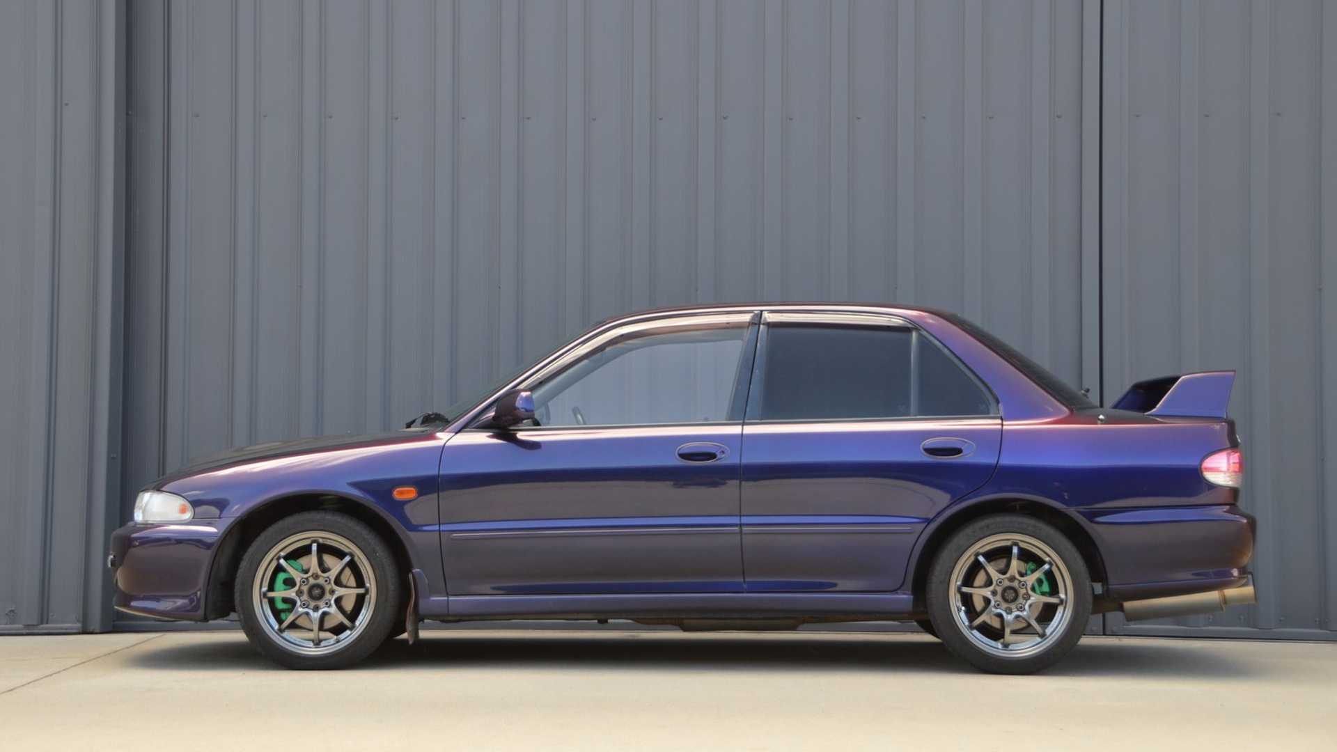 """[""""Color-Shifting Evo I Can Be Yours For Under $20K""""]"""