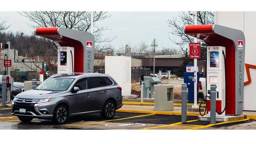 Canada To Support Expansion Of Petro-Canada's Charging Network