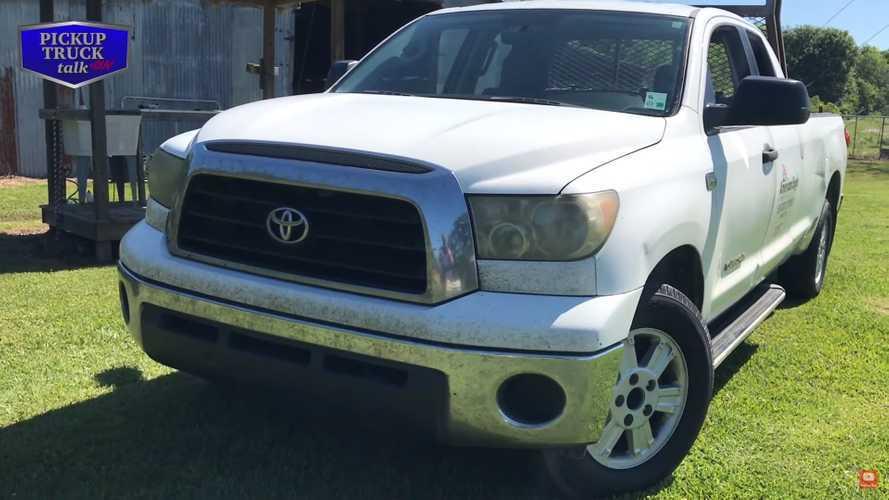 Built Toyota Tough: Second Tundra Truck Hits 1 Million Miles