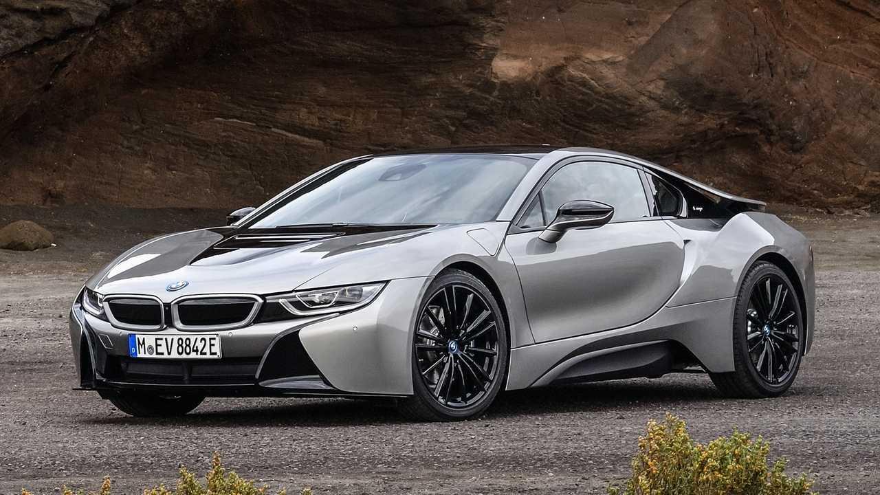 7. BMW i8