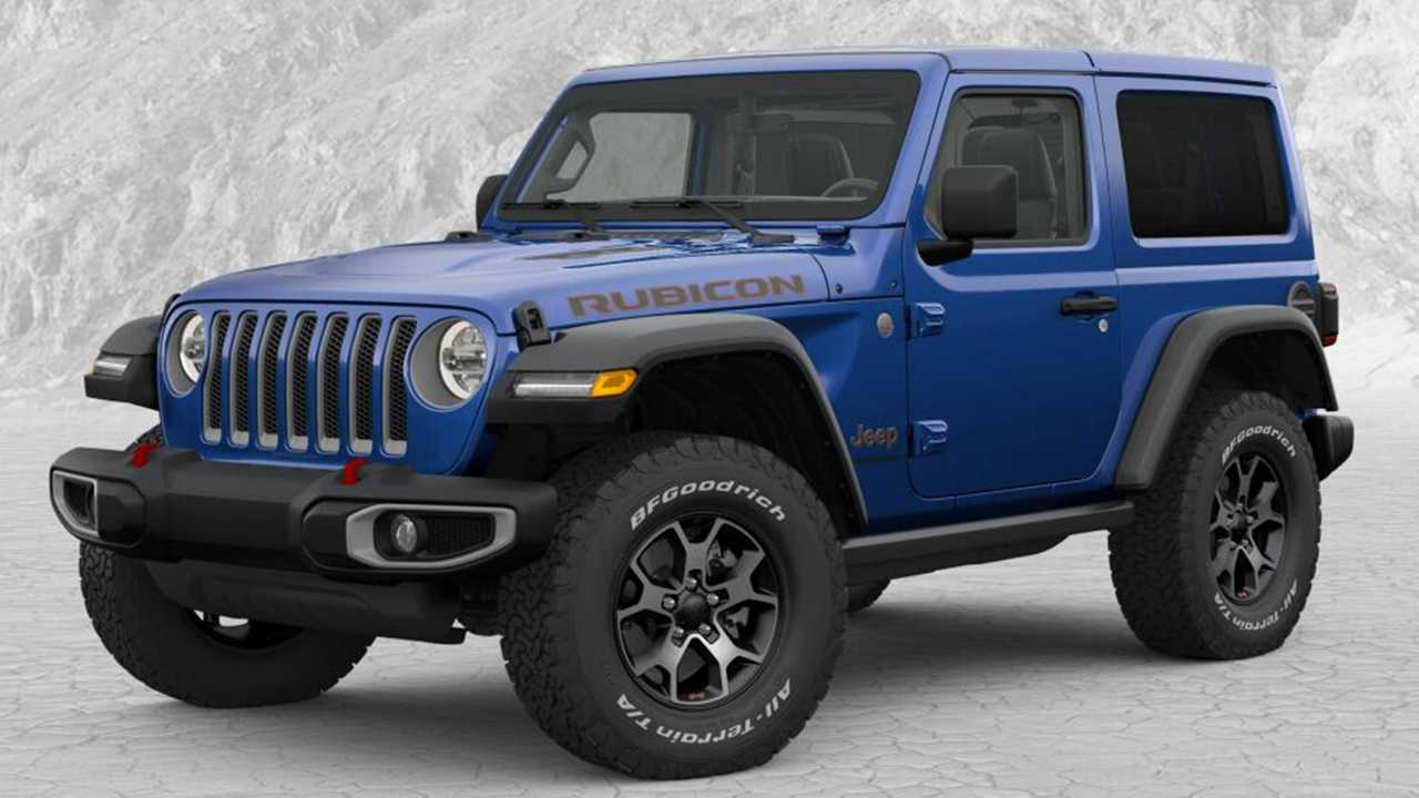 Anthony Alaniz's Wrangler Rubicon - $46,770