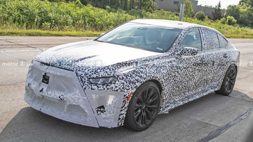 Cadillac CT5-V Flagship Version To Use Supercharged 6.2-Liter V8?
