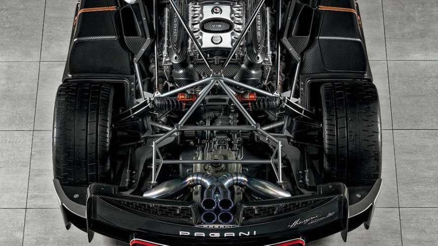 Pagani Huayra R - Avec un V12 de plus de 900 ch ?