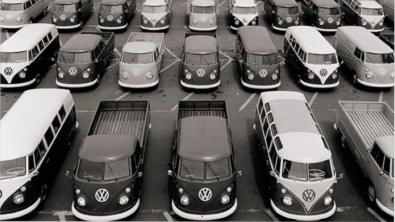 Collection: Versões raras da VW Kombi