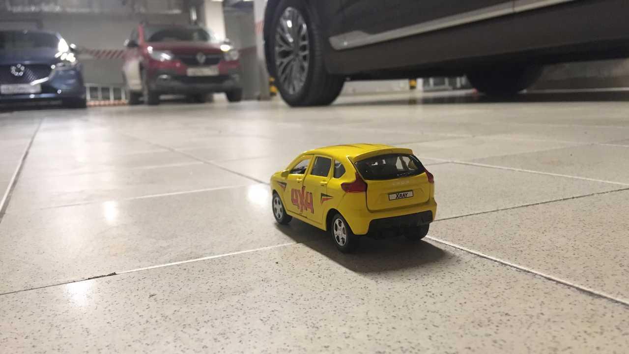 Lada XRAY 4x4