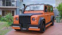 Land Rover Defender von Hot-Wheels-Fan ist sehr speziell