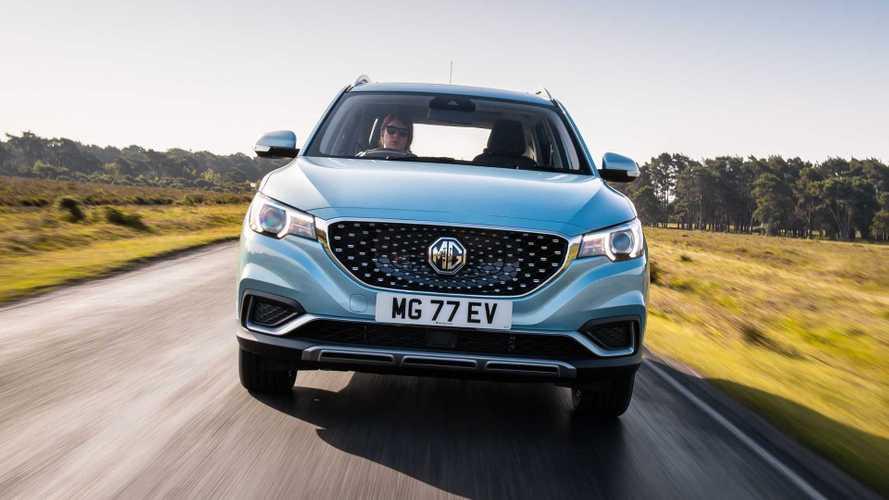 ¿Sabías que la marca MG sobrevive y oferta el SUV eléctrico ZS EV?
