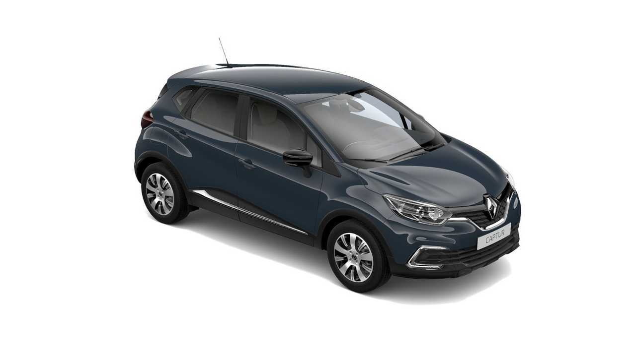 Renault Captur Sunset