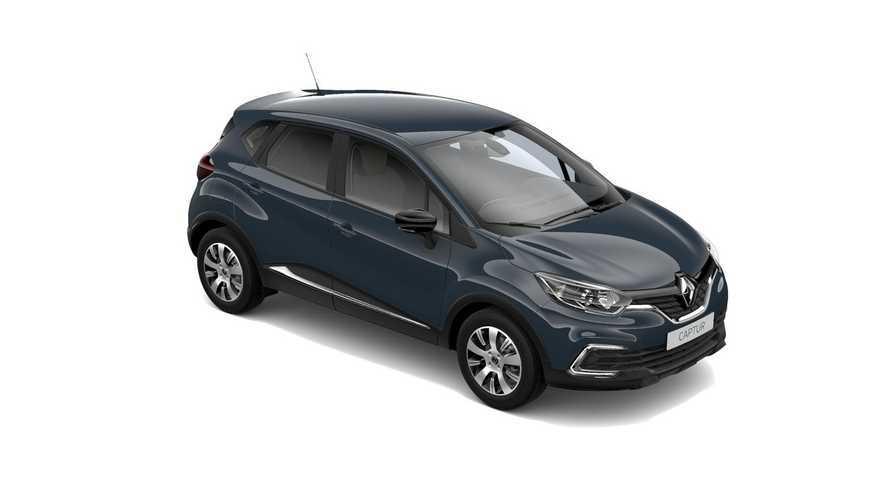 Renault Captur I -  Une série spéciale