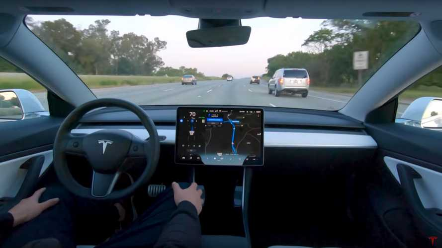 Tesla's Self-Driving Beta Fleet Is Generating An Immense Amount Of Data