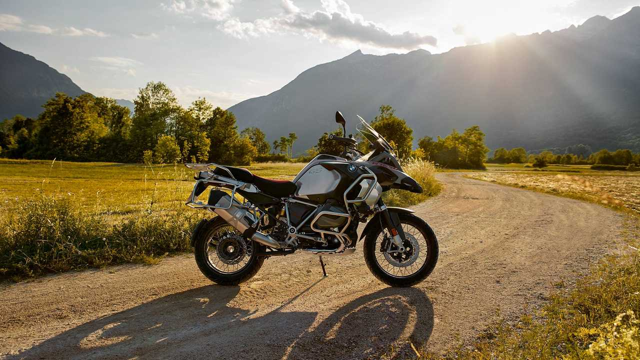 we re taking the new 2019 bmw r 1250 gs on a european tour. Black Bedroom Furniture Sets. Home Design Ideas