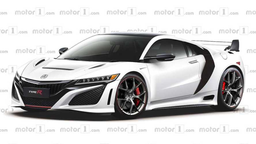 Acura NSX Type R to debut in October with 650 bhp
