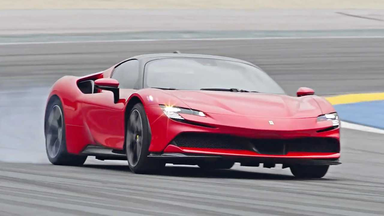 The New Ferrari Sf90 Stradale The Gear Page