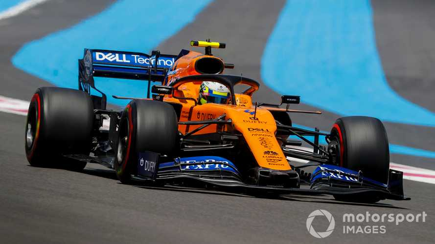 McLaren hails 'impressive' Norris for 'surviving' French GP