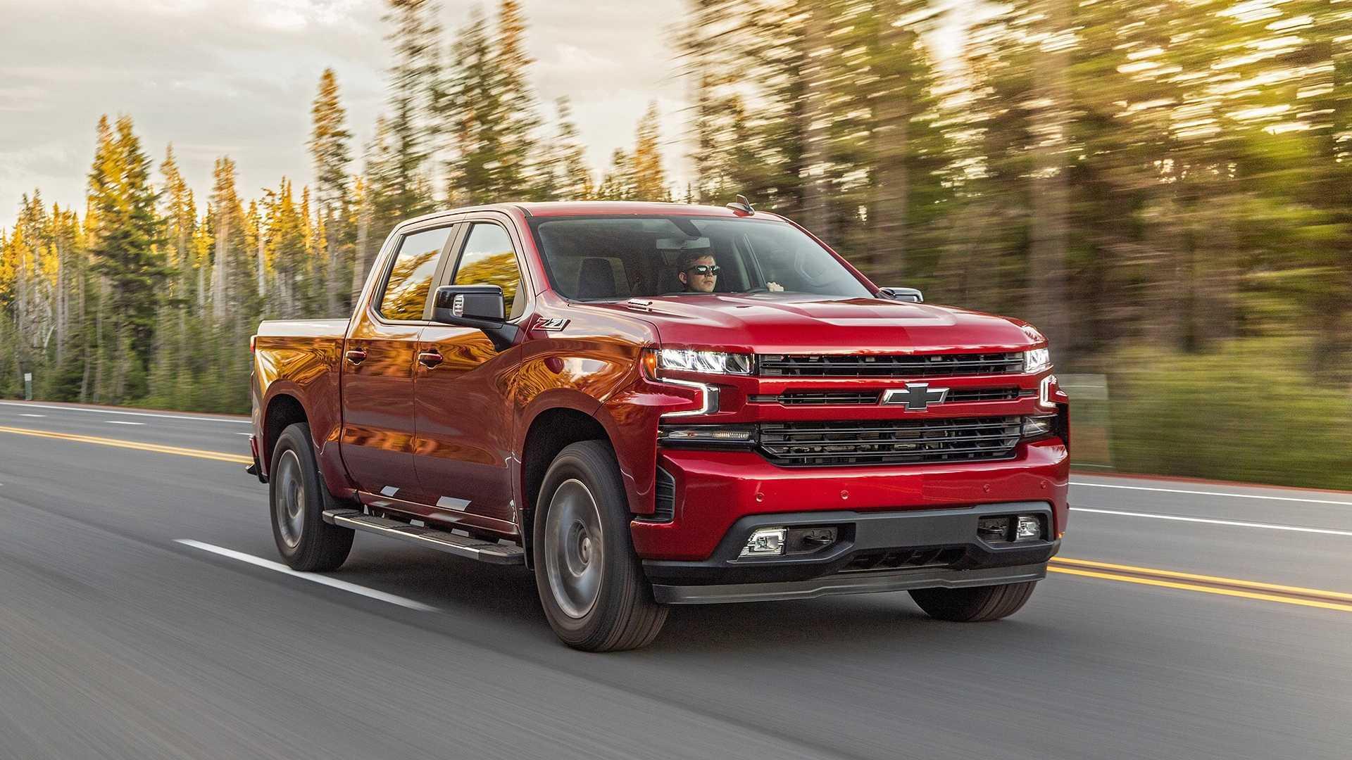 2021 Spy Silverado 1500 Diesel Reviews
