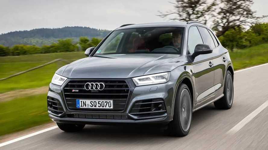 Audi SQ5 TDI im Test