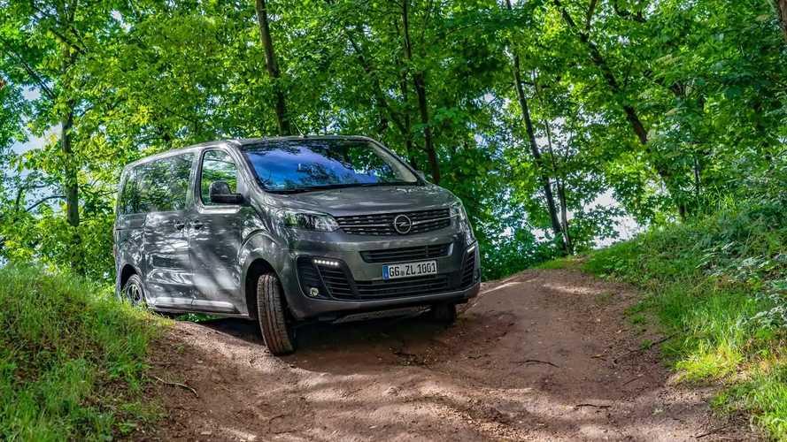 Opel Zafira Life, la prova su strada