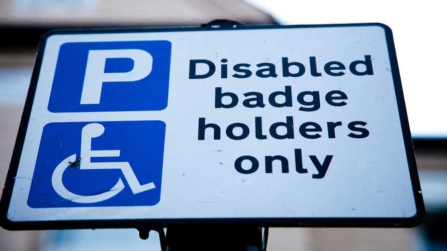 Disabled parking badges now include hidden disabilities