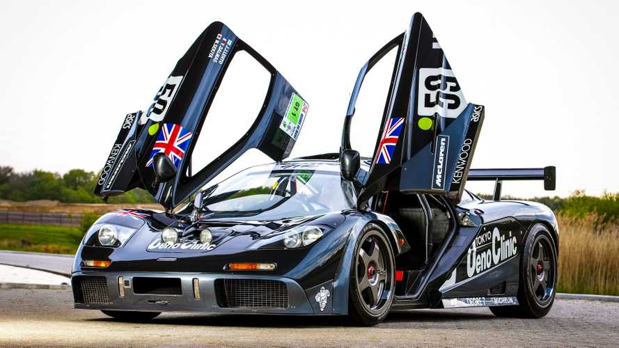 Lanzante teases tuned McLaren as homage to Le Mans-winning F1 GTR