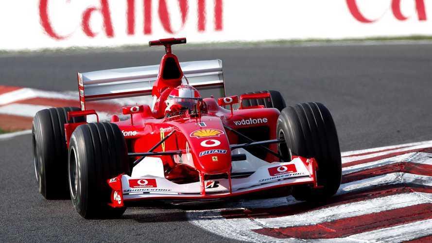 Une Ferrari F2002 et une F40 aux enchères en novembre
