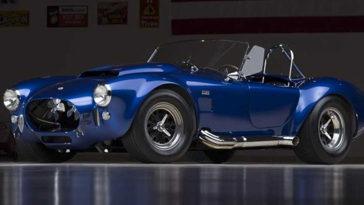 Shelby Cobra Super Snake (1966)