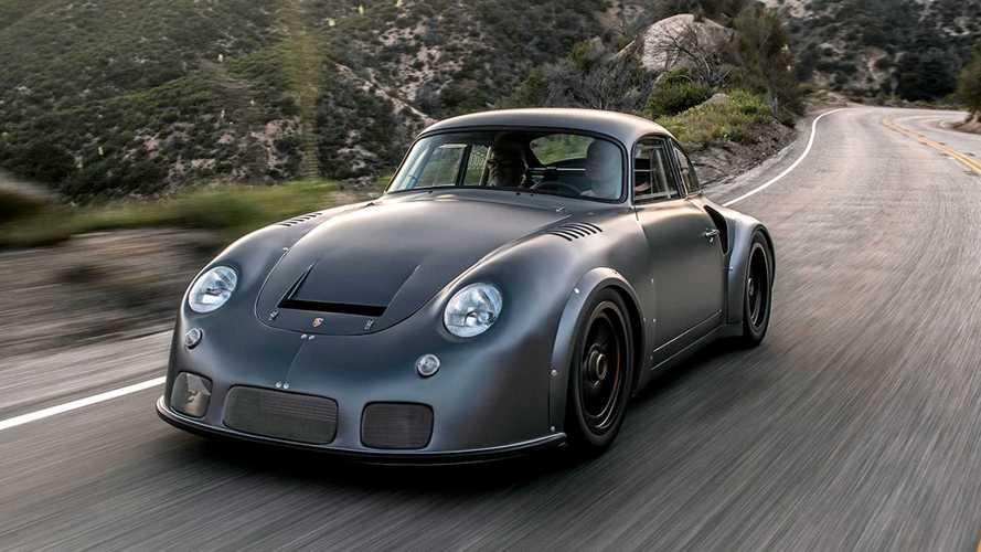 Porsche 356 RSR: Unikat mit 400 PS