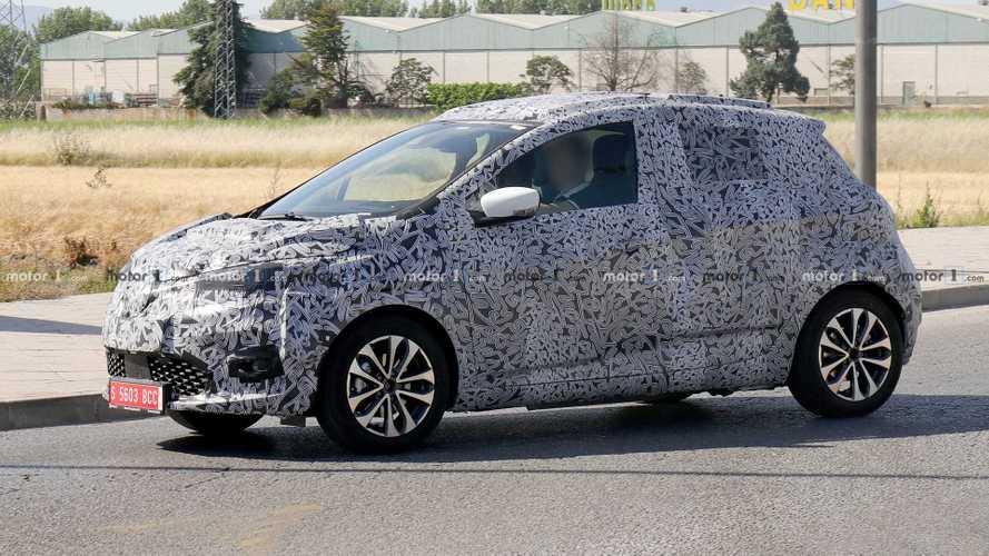 Renault ZOE 2020, últimas fotos espía antes de su presentación