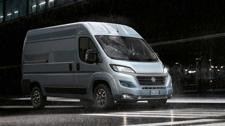 Fiat Ducato Shadow Edition limited to just 100 units in the UK