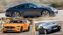 Golf, Mustang und Co.: Die langlebigsten Autonamen