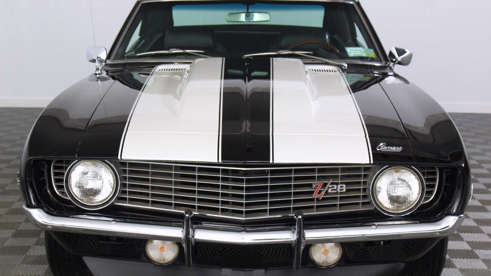 """[""""Here's Your Chance To Own A Very Rare Factory 1969 Z28 Camaro""""]"""