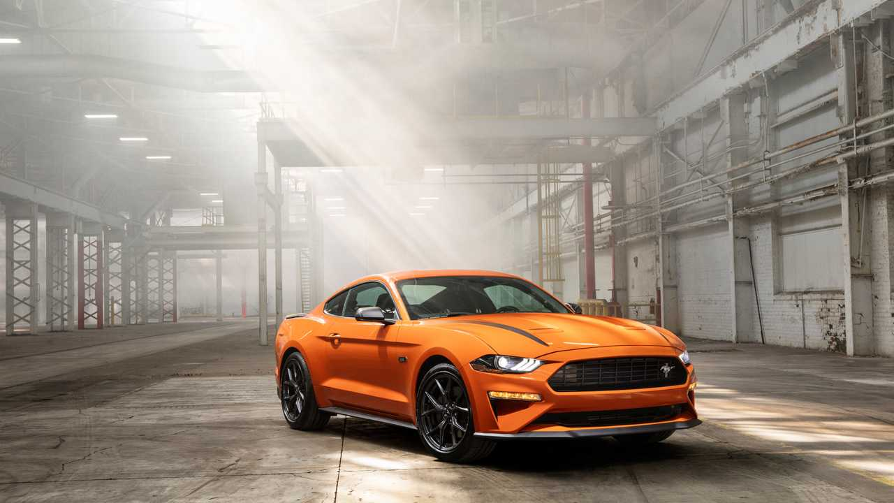 Ford Mustang High Perf 2020-Paket