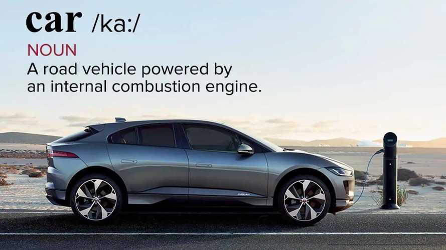 Jaguar wants to redefine the car